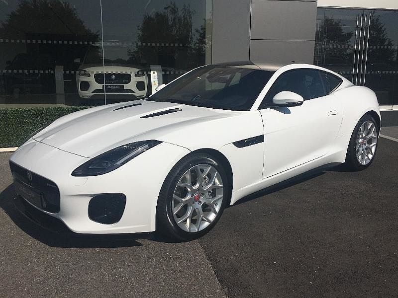 Jaguar F-Type Coupe 2.0T 300ch R-Dynamic BVA8