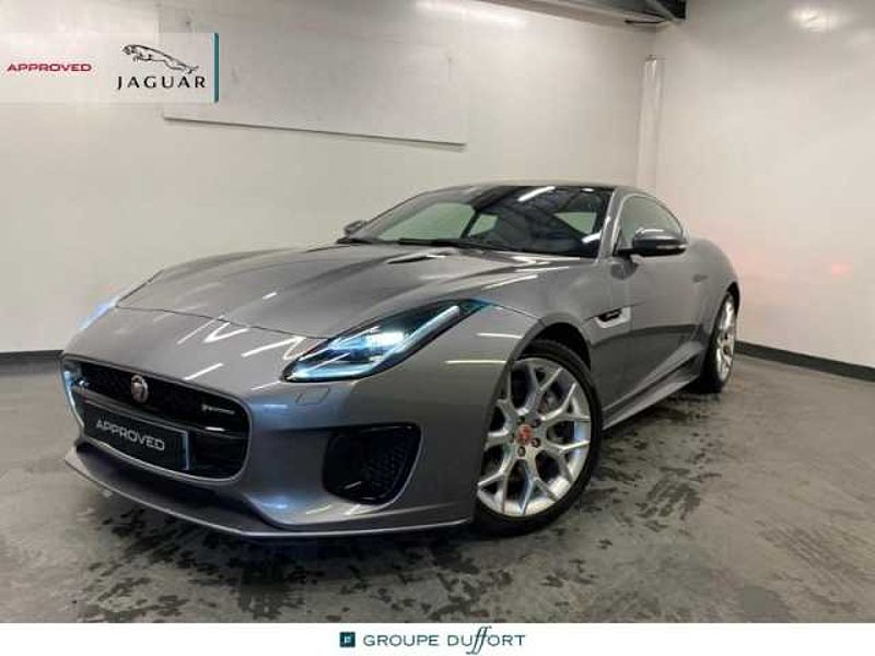 Jaguar F-Type Coupe 2.0 T 300ch R-Dynamic BVA8